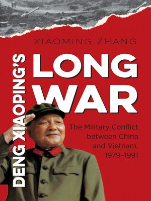 cover image of Deng Xiaoping's Long War