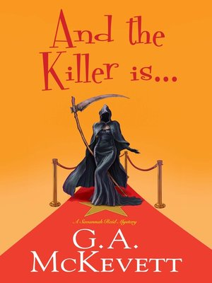 And the Killer Is… Book Cover