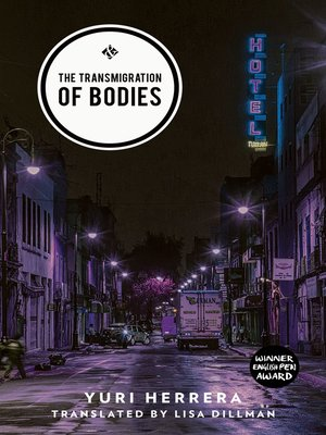 cover image of The Transmigration of Bodies
