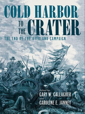 cover image of Cold Harbor to the Crater