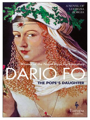 cover image of The Pope's Daughter