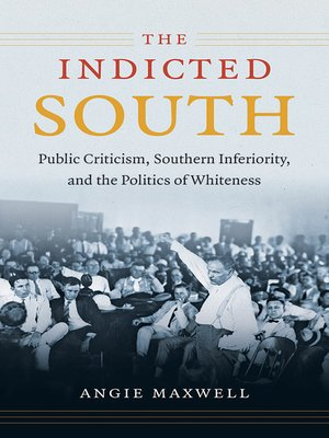 cover image of The Indicted South