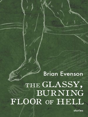 cover image of The Glassy, Burning Floor of Hell