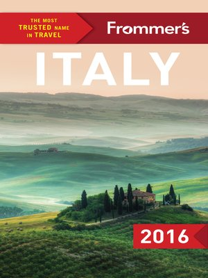 cover image of Frommer's Italy 2016