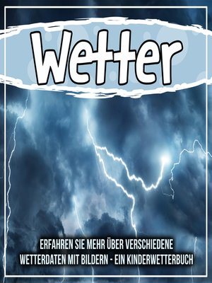 cover image of Wetter