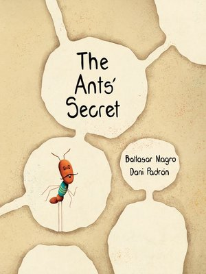 cover image of The Ants' Secret