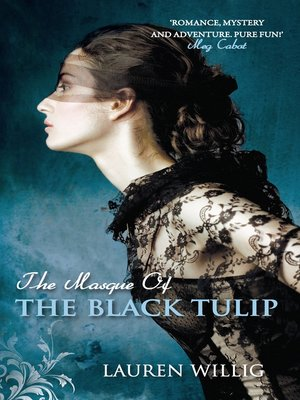 cover image of The Masque of the Black Tulip