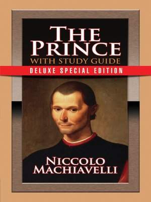 cover image of The Prince with Study Guide