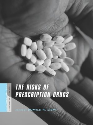 cover image of The Risks of Prescription Drugs