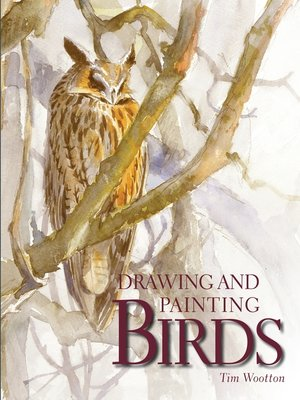 cover image of Drawing and Painting Birds