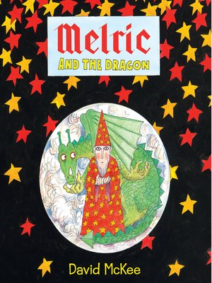 cover image of Melric and the Dragon