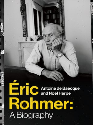 cover image of Éric Rohmer