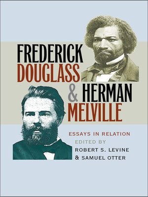 cover image of Frederick Douglass and Herman Melville
