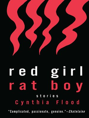 cover image of Red Girl Rat Boy