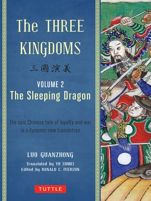cover image of The Three Kingdoms, Volume 2