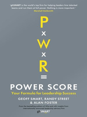 cover image of Power Score