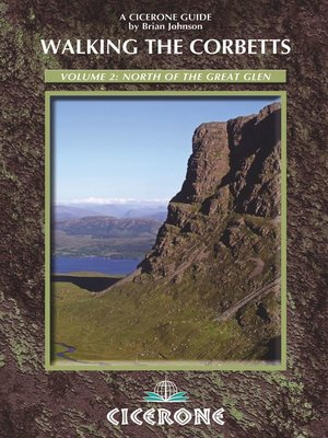 cover image of Walking the Corbetts Vol 2 North of the Great Glen