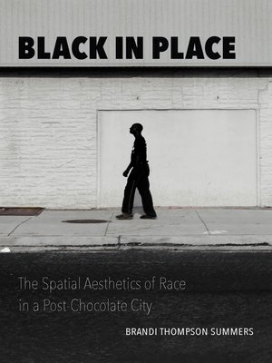 cover image of Black in Place