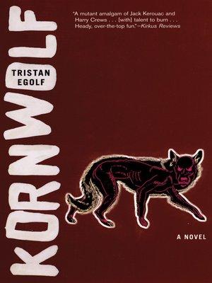 cover image of Kornwolf
