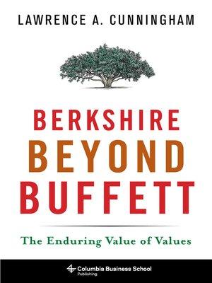 cover image of Berkshire Beyond Buffett
