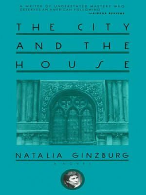 cover image of The City and the House