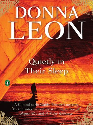 cover image of Quietly in Their Sleep