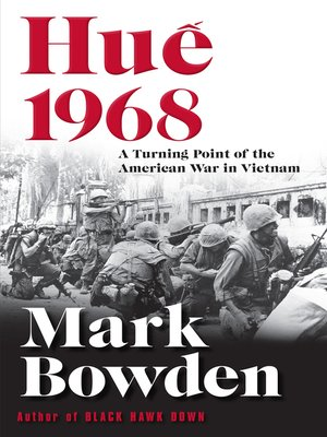cover image of Hue 1968