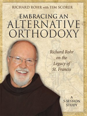 cover image of Embracing an Alternative Orthodoxy