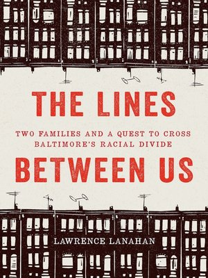 cover image of The Lines Between Us