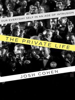 cover image of The Private Life