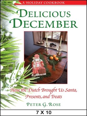 cover image of Delicious December