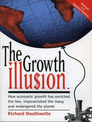 cover image of The Growth Illusion