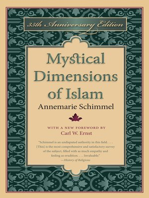 cover image of Mystical Dimensions of Islam
