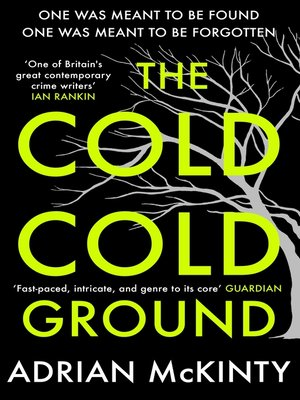 cover image of The Cold Cold Ground