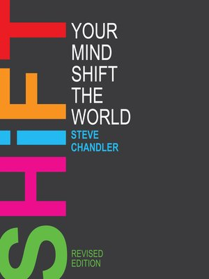 cover image of Shift Your Mind Shift the World