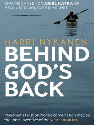 cover image of Behind God's Back
