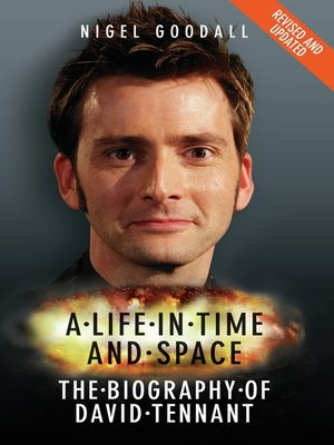 cover image of A Life in Time and Space--The Biography of David Tennant