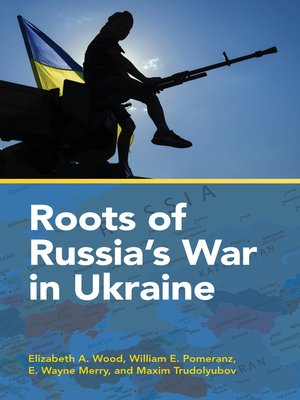 cover image of Roots of Russia's War in Ukraine