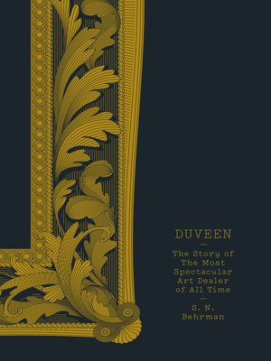 cover image of Duveen