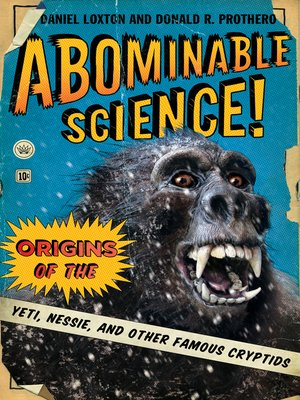 cover image of Abominable Science!