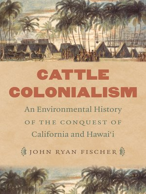 cover image of Cattle Colonialism