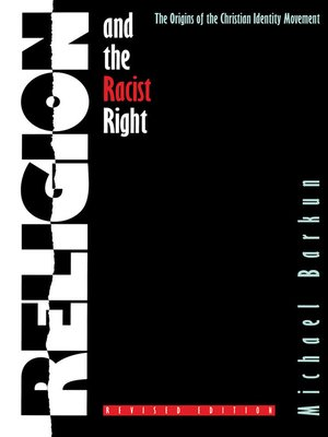 cover image of Religion and the Racist Right