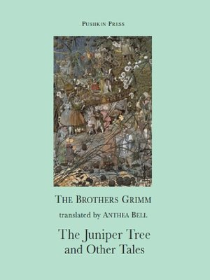 cover image of The Juniper Tree and Other Tales