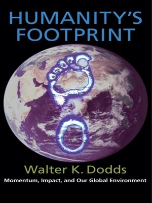 cover image of Humanity's Footprint