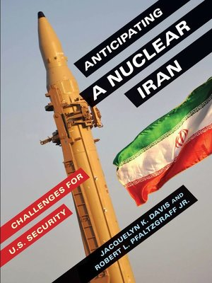 cover image of Anticipating a Nuclear Iran