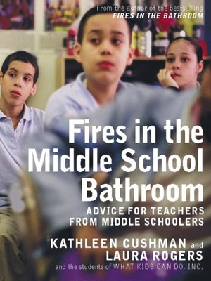 cover image of Fires in the Middle School Bathroom