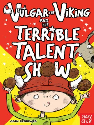 cover image of Vulgar the Viking and the Terrible Talent Show