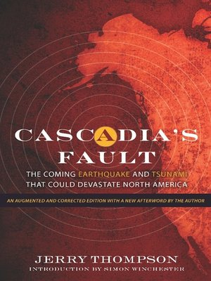 cover image of Cascadia's Fault