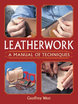 cover image of Leatherwork