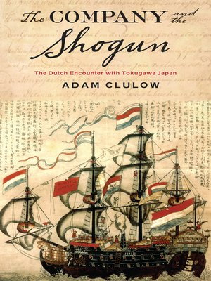 cover image of The Company and the Shogun
